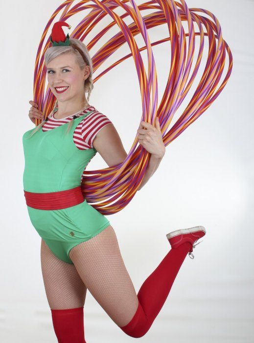 Christmas Hula Elf Gallery