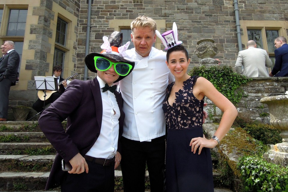 Gordon Ramsay Lookalike Gallery