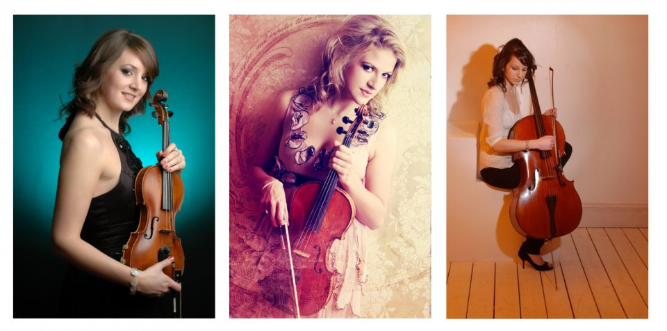The Ruby String Trio Gallery