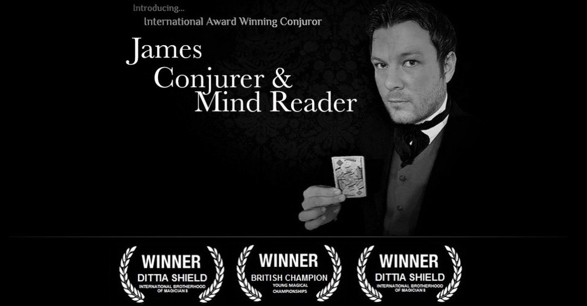 James the Conjurer and Mind Reader