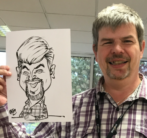 Michael the Caricaturist