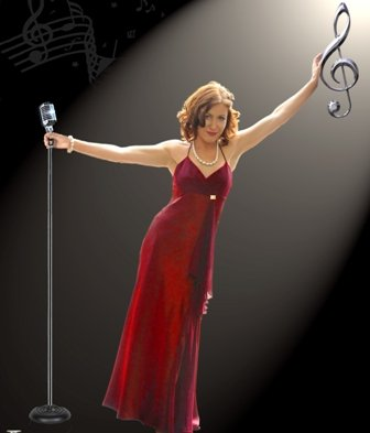 Lisa - Swing Singer Gallery