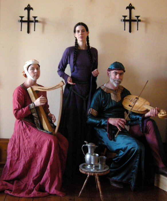 The Castle Minstrels Gallery