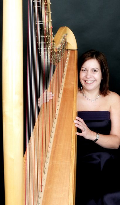 The Glasgow Harpist Gallery