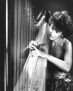 Maria the London Harpist Gallery