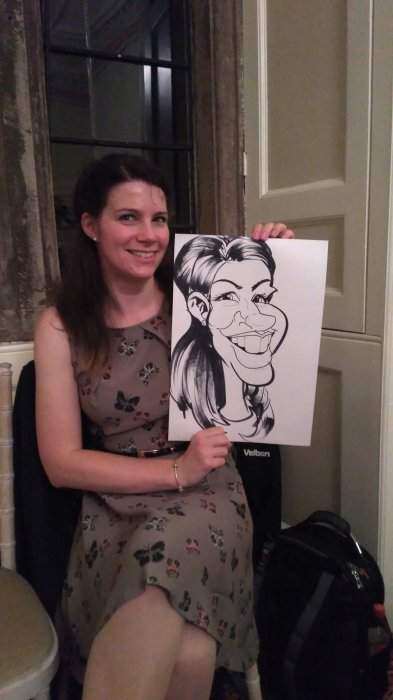 The Midlands Caricaturist Gallery