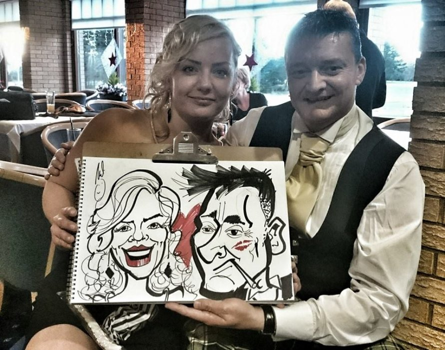 Neil S The Caricaturist Gallery