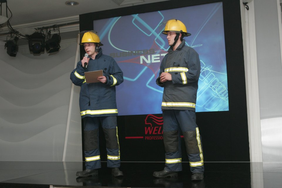 The Singing Firemen Gallery