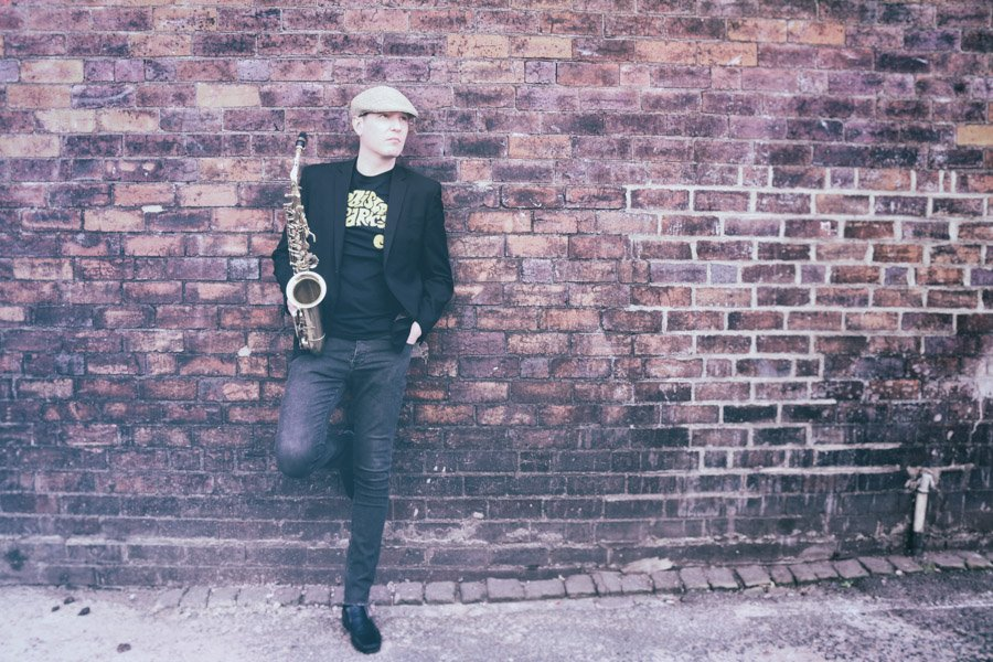 Jamie the Saxophonist Gallery