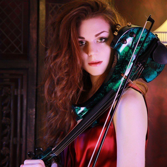 Electric Violin  Gallery