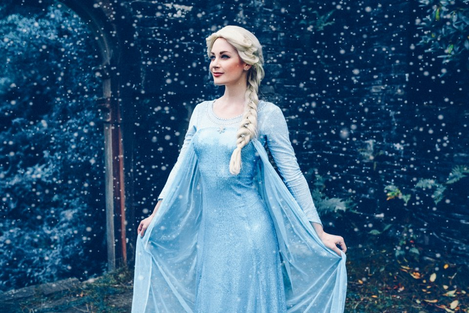 Frozen Theme Singers Gallery