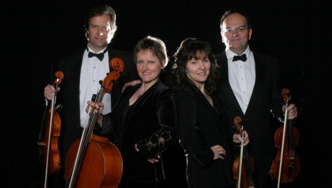 The Warwickshire String Quartet Gallery