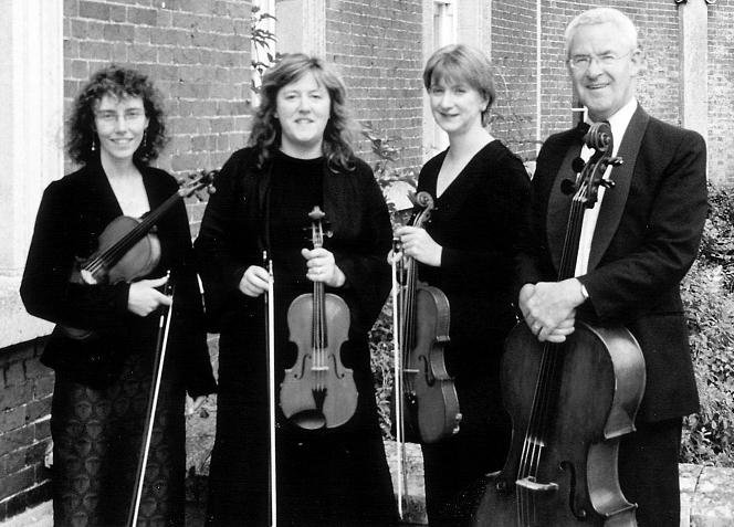 The Leicestershire String Quartet Gallery