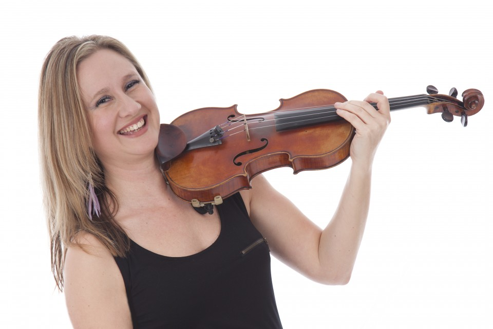 Joanne - Electric Violin Gallery