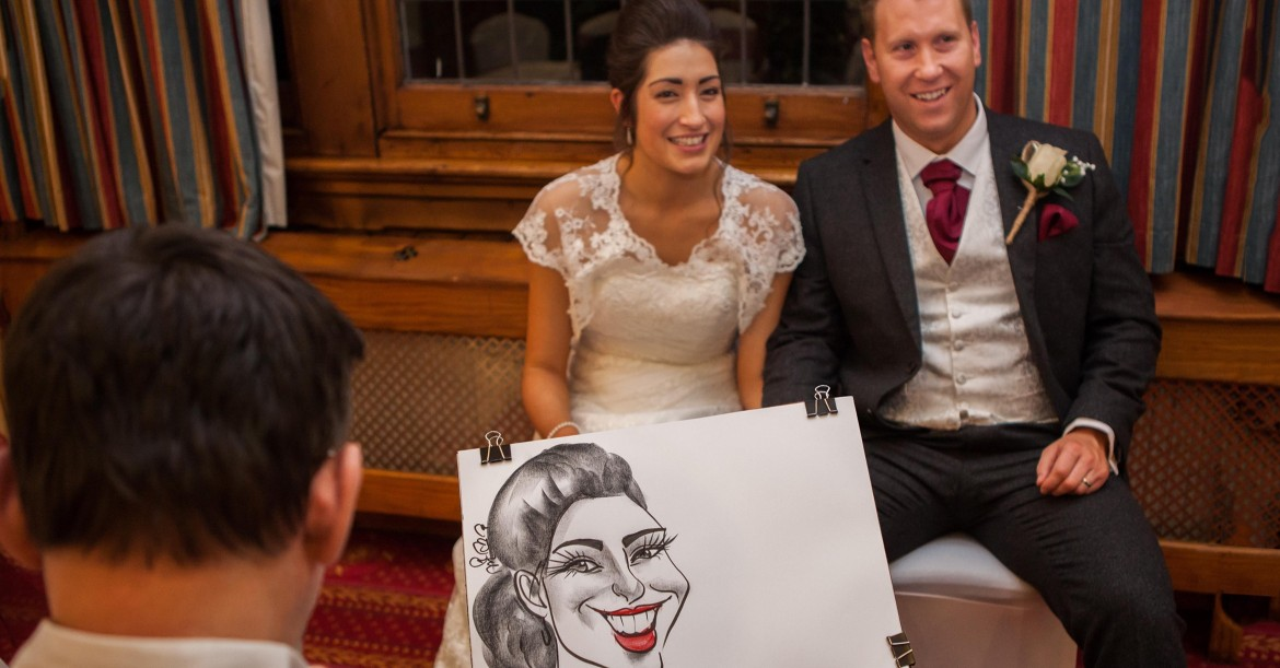 Alex the Caricaturist
