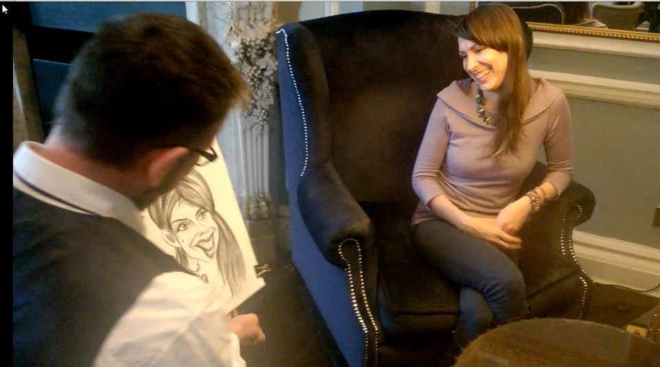 Alex the Caricaturist Gallery