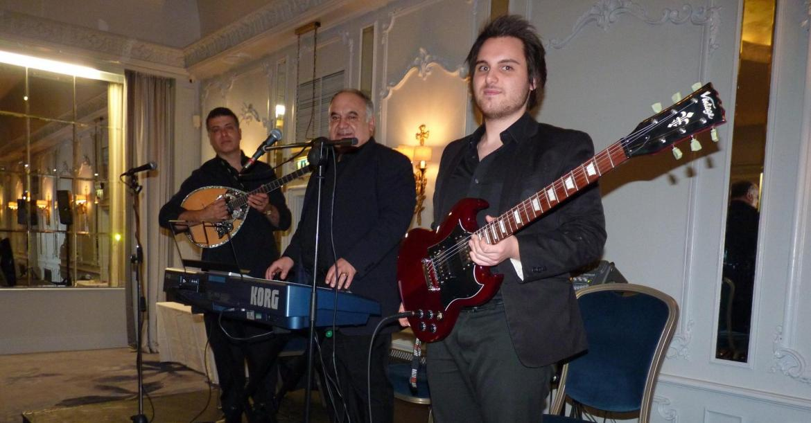 The Greek Band
