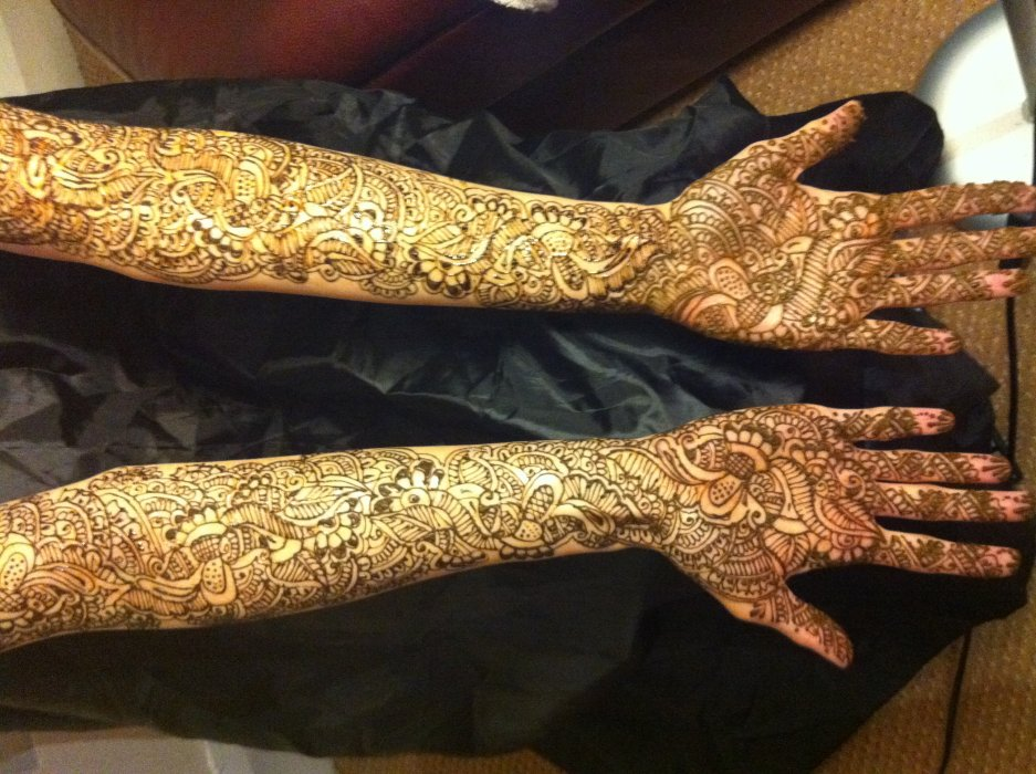 Bridal Mehndi West Midlands : North west henna artist for hire from manchester