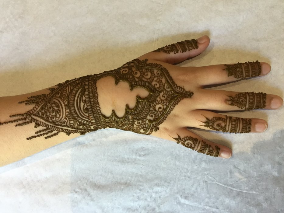 North West Henna Artist Gallery