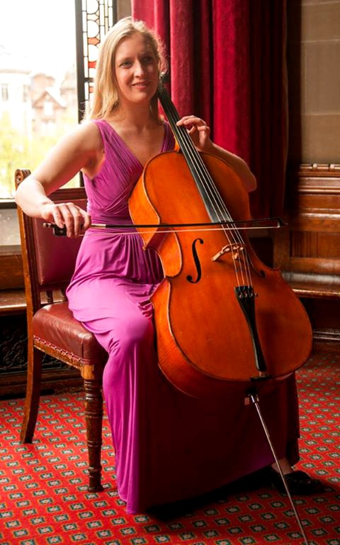 The Manchester Cellist Gallery
