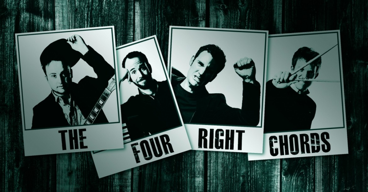 The Four Right Chords Function Band Based In Cheshire
