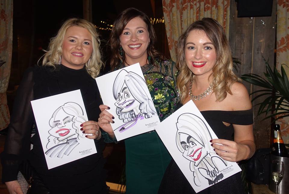 Barrie The Caricaturist Gallery