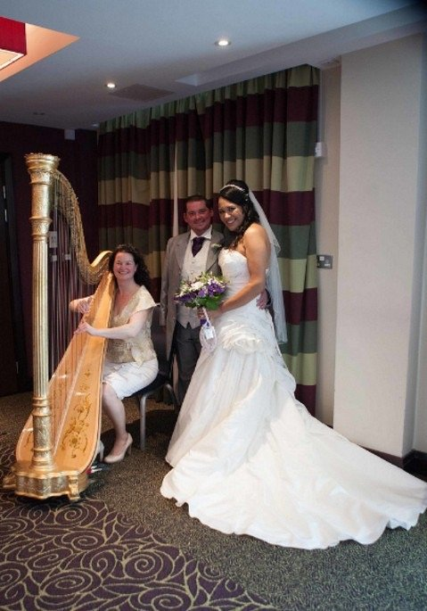 Michelle The Birmingham Harpist Gallery