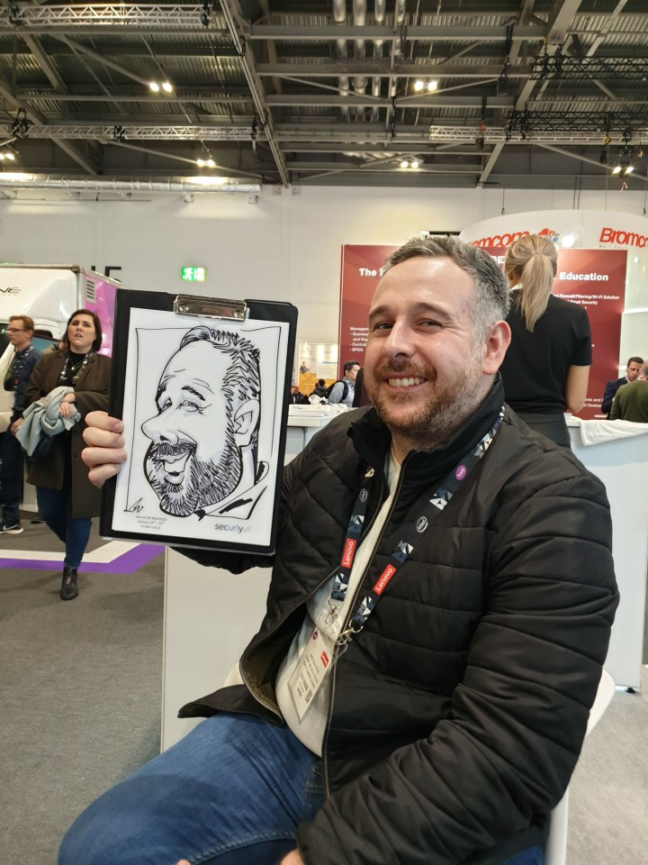 Ivo The Caricaturist Gallery