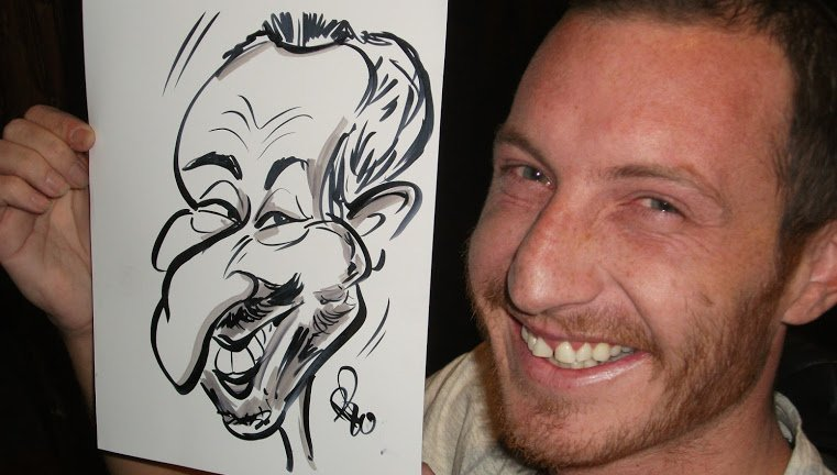 Paul S The Caricaturist Gallery