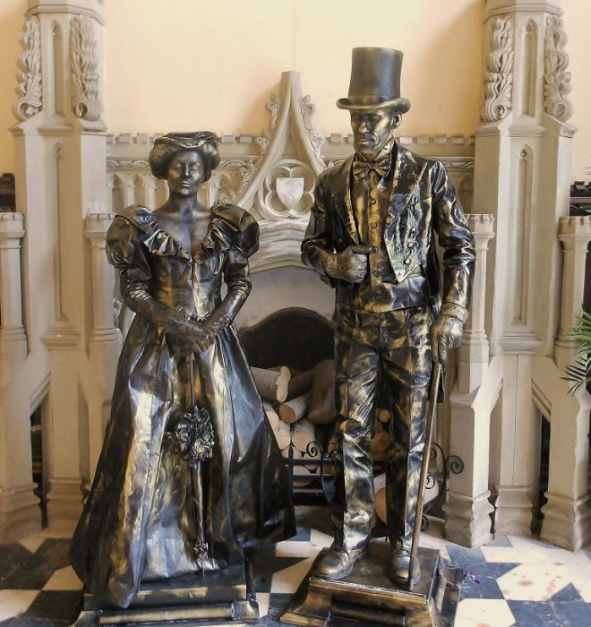 Living Statues Gallery