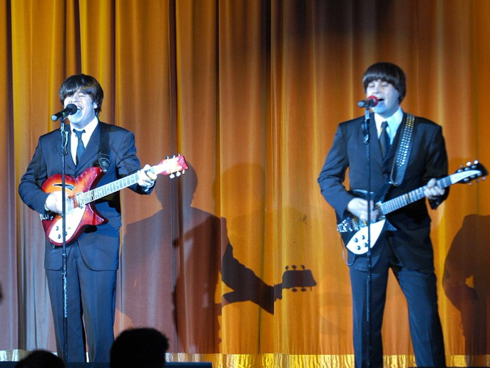 The Beatles - Two Beatles Gallery