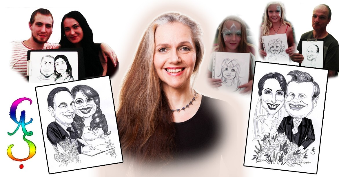 Cathy The Caricaturist