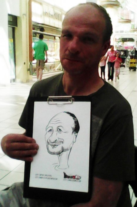 Cathy The Caricaturist Gallery