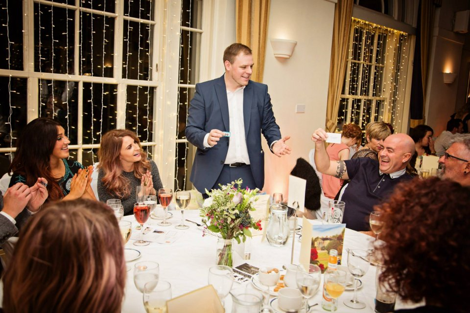 Dave The Magician Magician For Hire From Edinburgh
