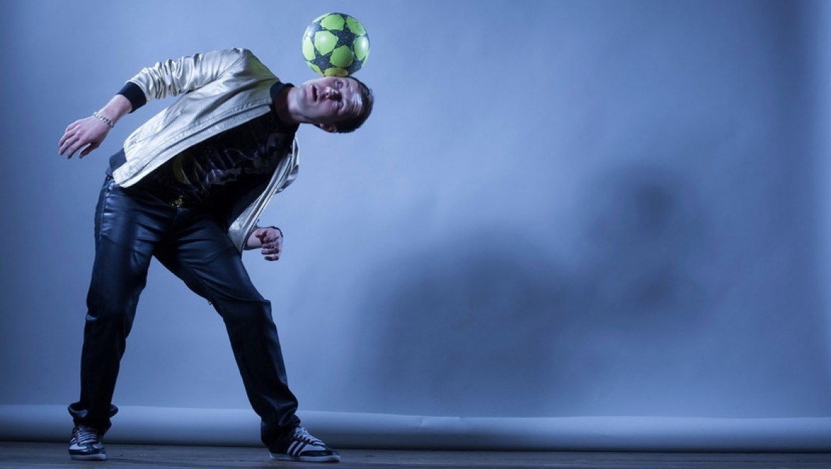 Football Freestyler Ash