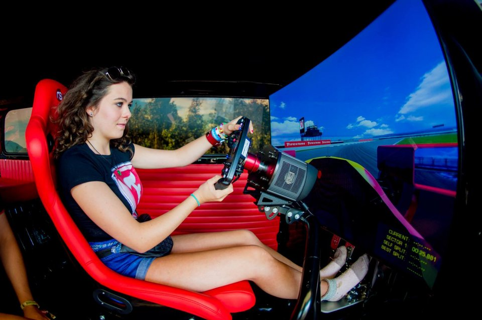 Power Racing Simulators Gallery