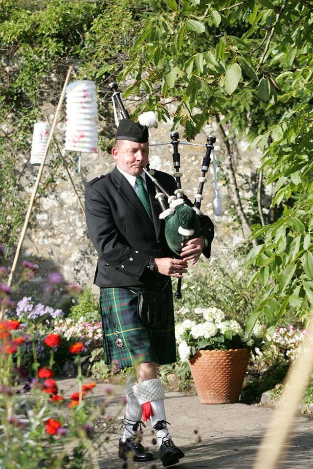 The Exmoor Bagpiper Gallery