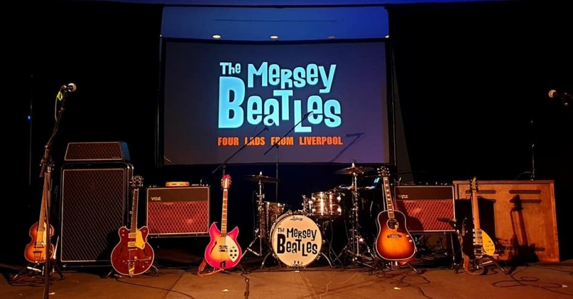 The Beatles - The Mersey Beatles