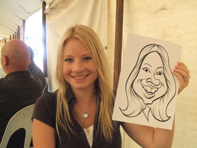Justin The Caricaturist Gallery