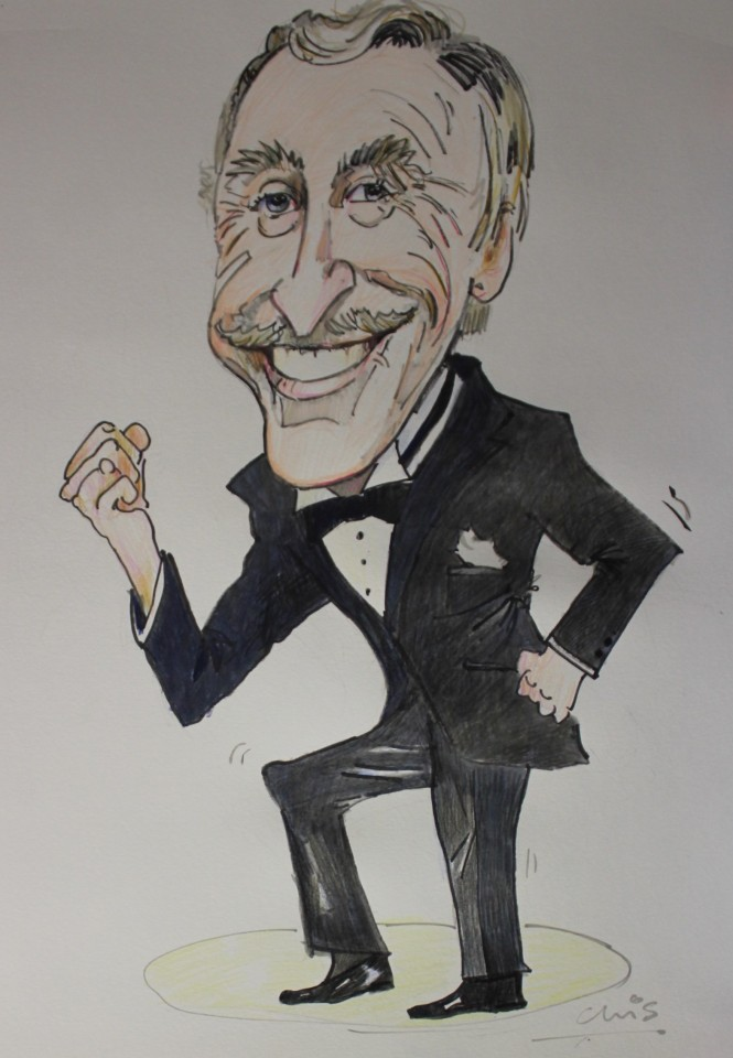 Taylor's Caricatures Gallery