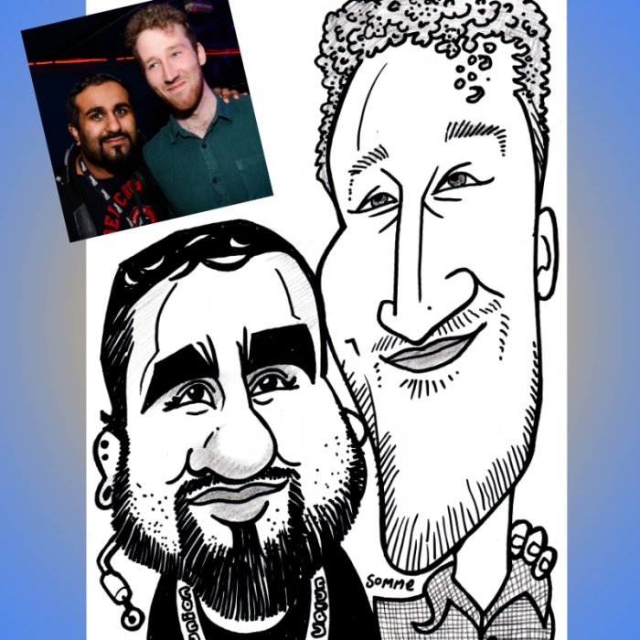 The Caricature Crew Gallery