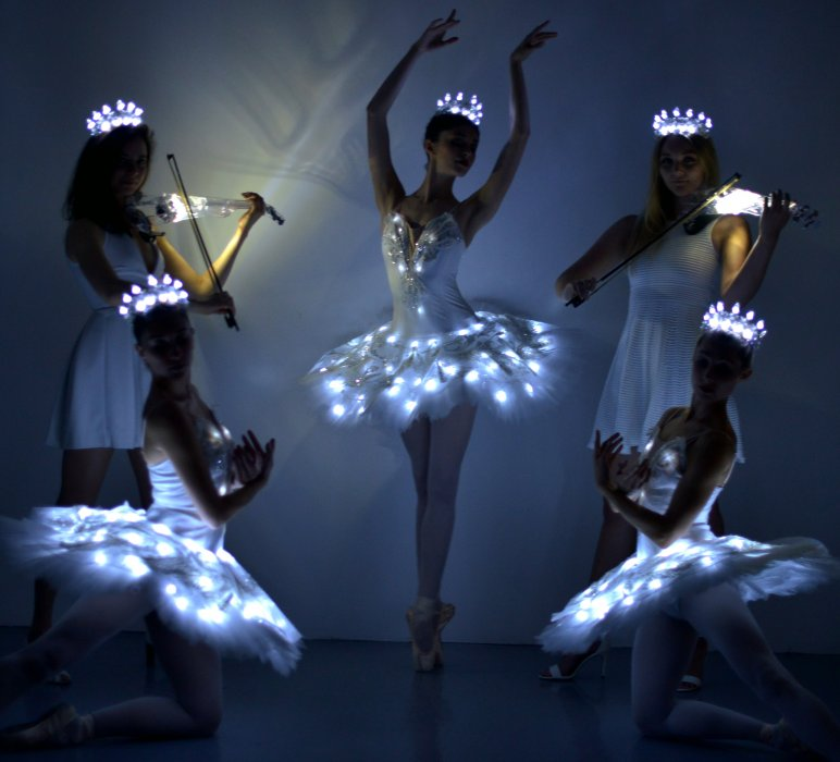 LED Ballerinas Gallery