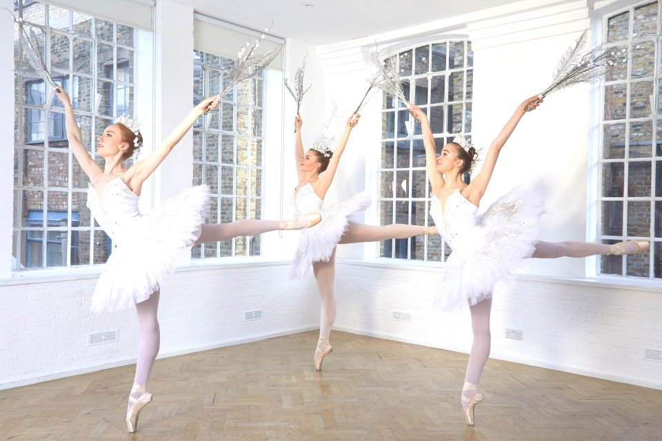 The Christmas Ballerinas Gallery
