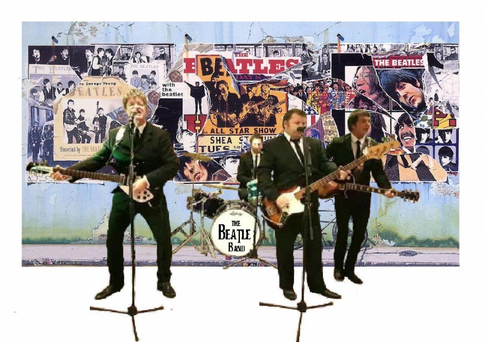 The Beatle Band - Beatles Tribute Gallery