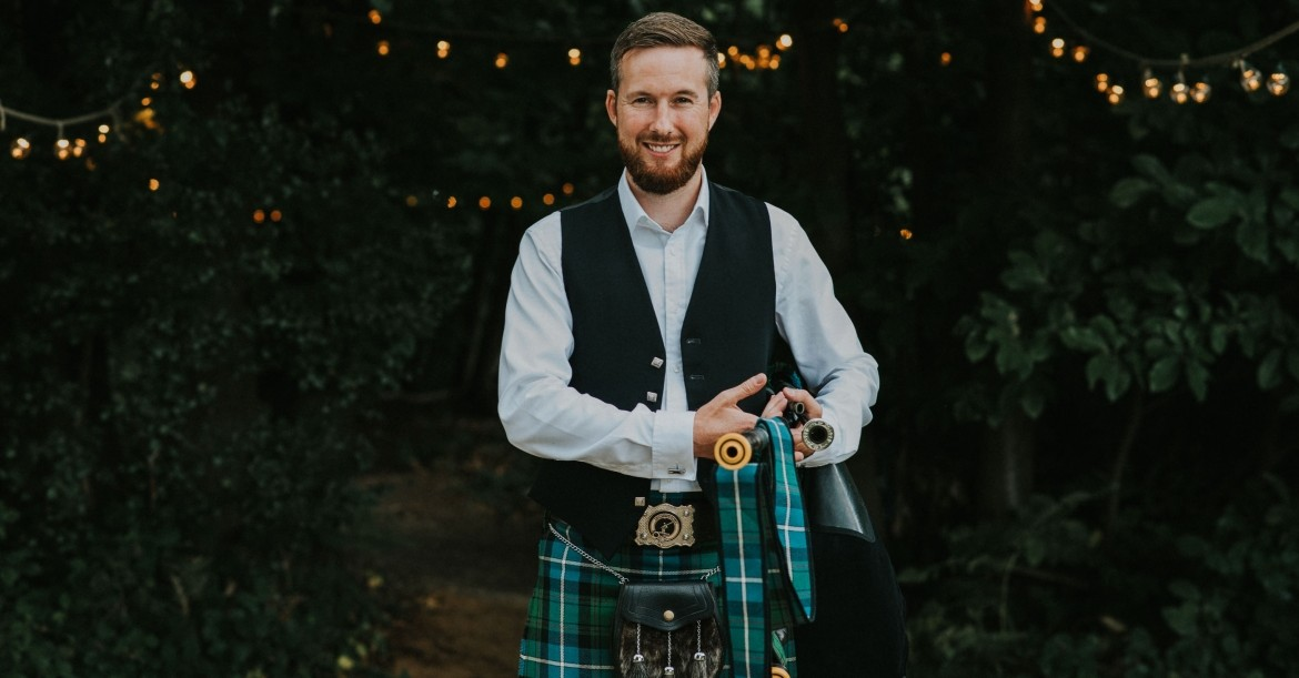 Matthew The Bagpiper