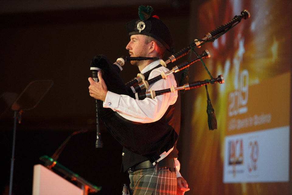 Matthew The Bagpiper Gallery