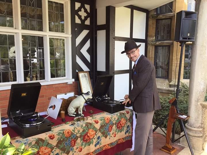 The Vintage Gramophone DJ Gallery