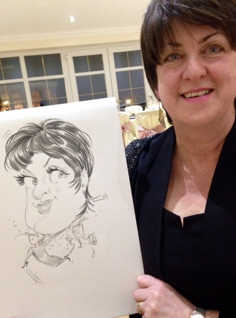 Deirdre The Caricaturist  Gallery