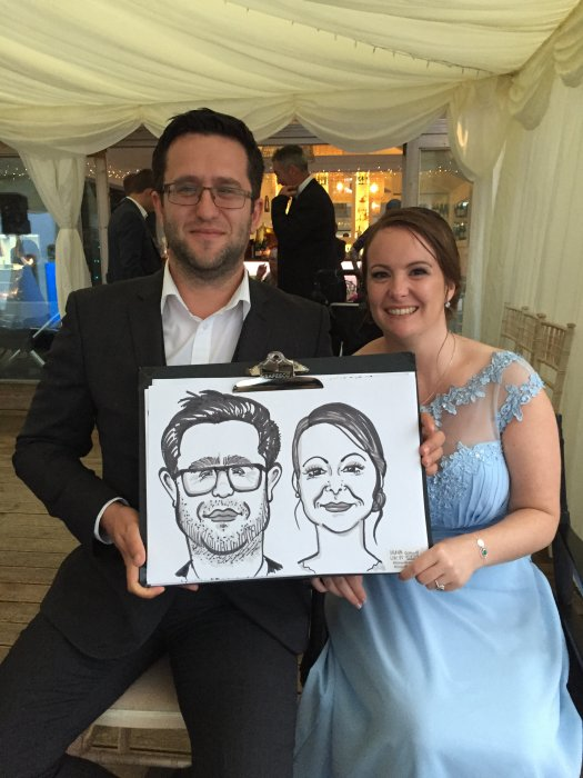 Cassie The Caricaturist Gallery