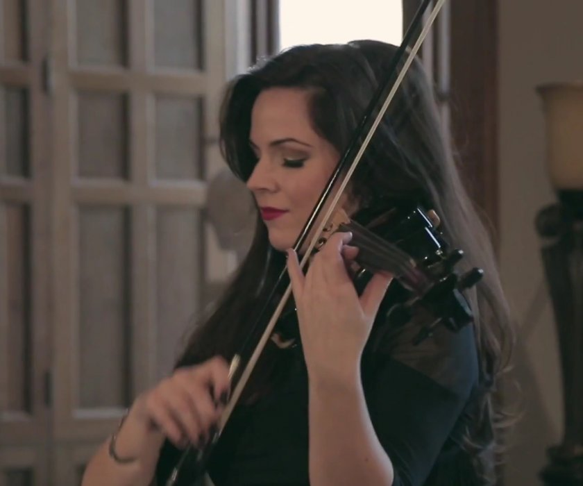 Jessie - Electric Violin Gallery